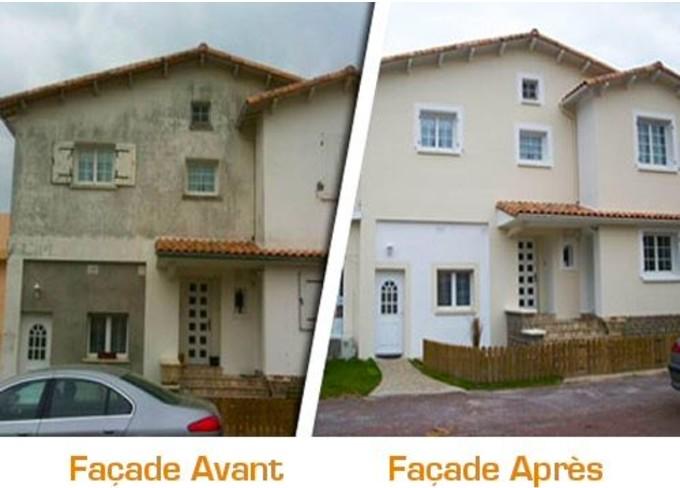 Devis Rénovation Façade à Grenoble → Tarif Ravalement Façadier