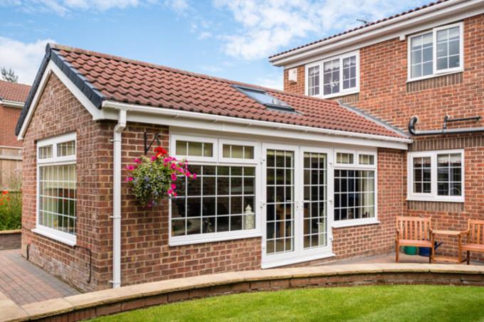 Les tarifs d'une extension de maison