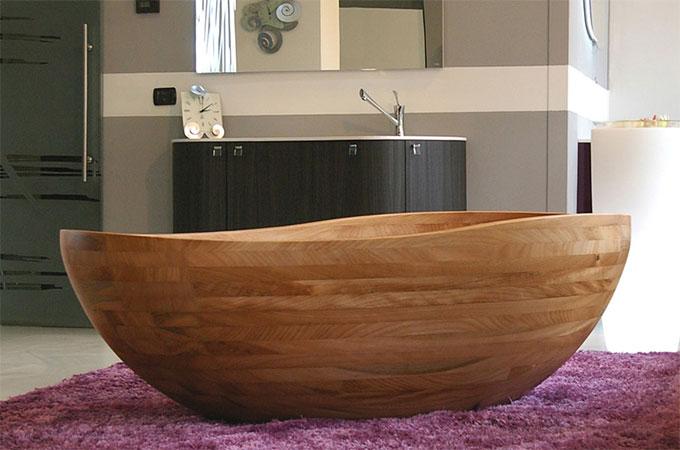Quel est le prix d une baignoire en bois - Baignoire bouchee que faire ...