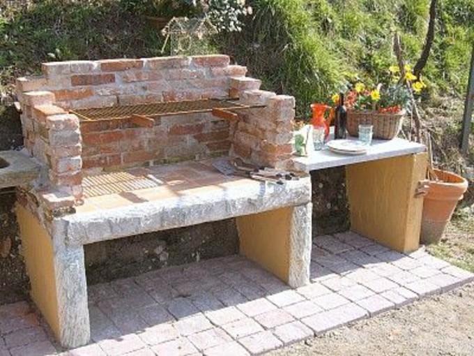 Le tarif d 39 un barbecue en pierre for Fabrication d un barbecue en pierre