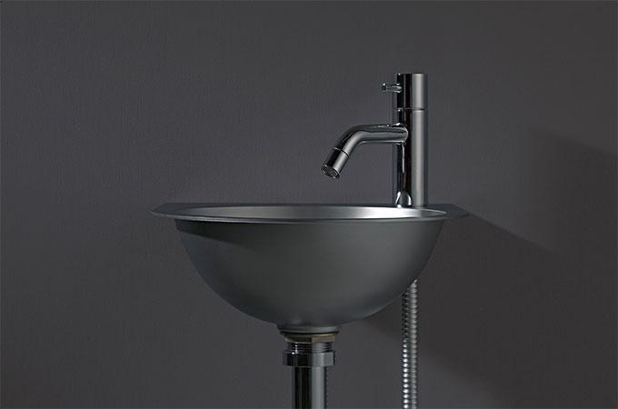 Prix d\'une vasque en inox
